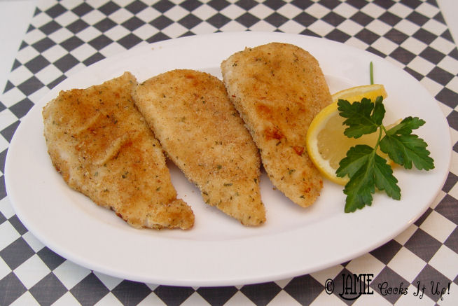 Pan Fried Fish