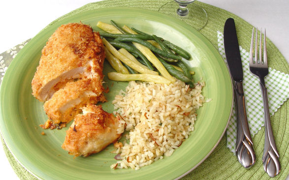 Smokey Cream Cheese Stuffed Chicken