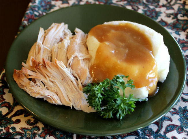 Turkey Breast of Wonder (Crock Pot)
