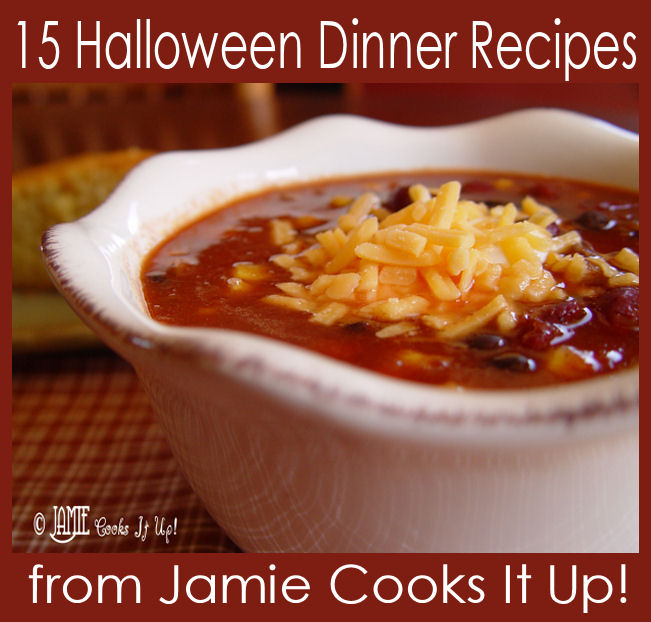 15 Halloween Dinner Recipes