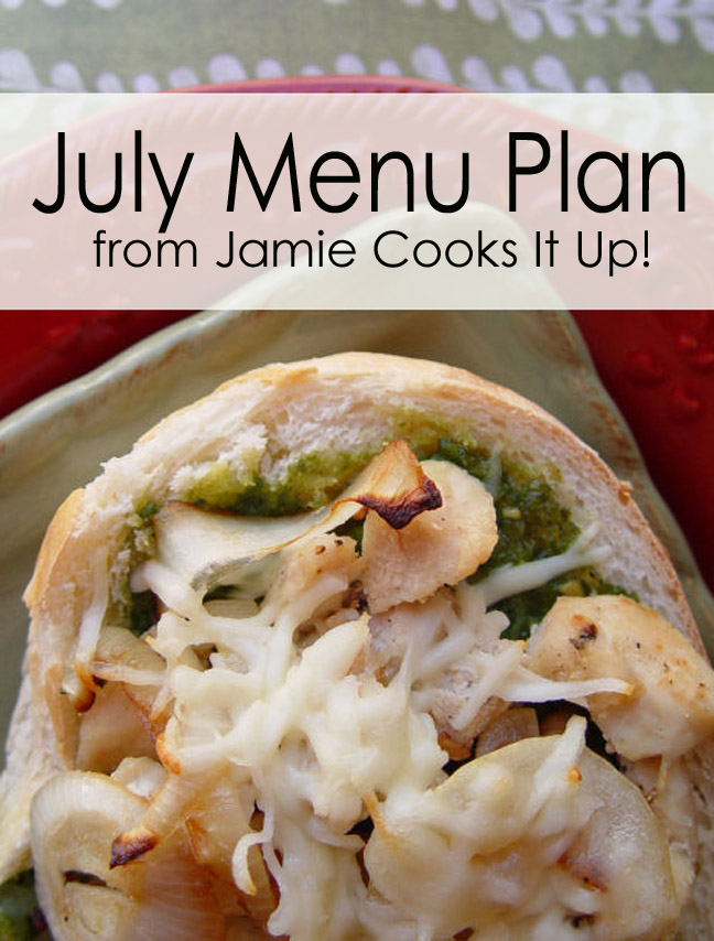 July Menu Plan 2013 resized