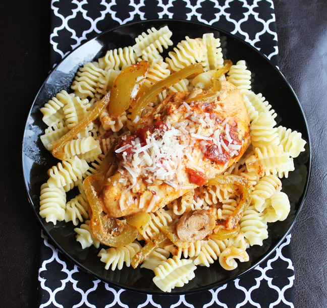 Chicken Cacciatore from Kraft Recipe Makers