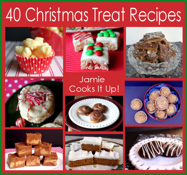 40 Christmas Treat Recipes (2013 Edition)