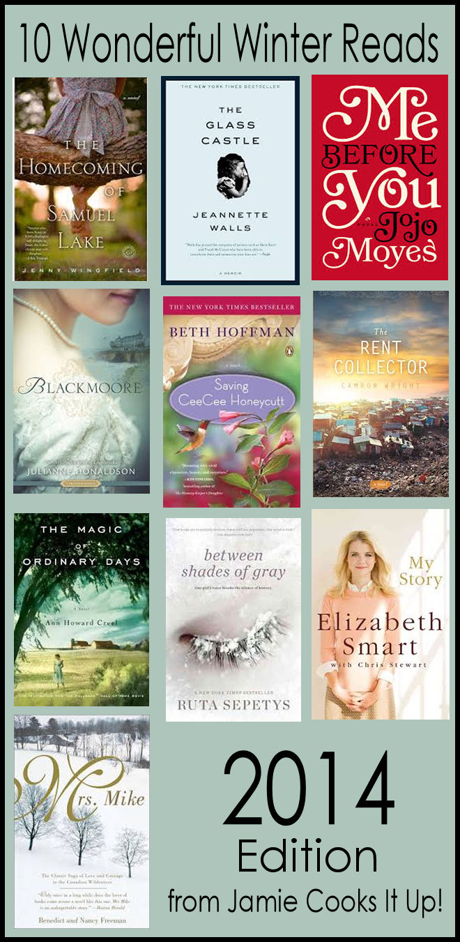 10 Wonderful Winter Reads (2014 Edition) and $100 Amazon Gift Card GIVEAWAY!