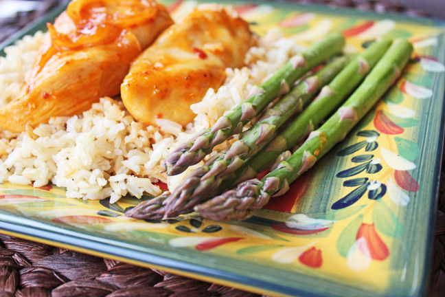 Easy Russian Chicken from Jamie Cooks It Up!!