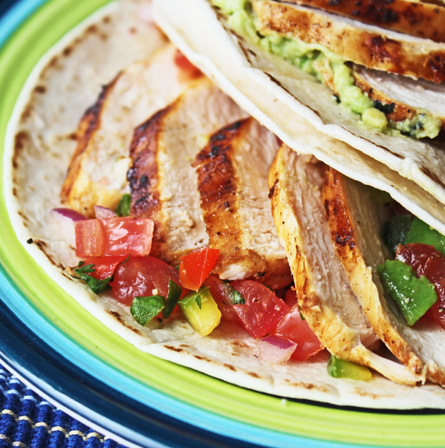 Grilled Chicken Taco Marinate