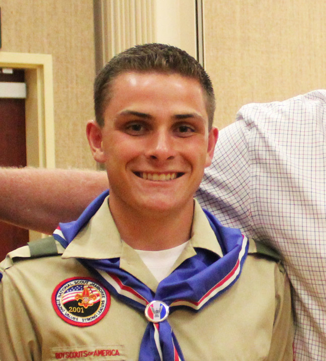 The Weekend Report: An Eagle Scout