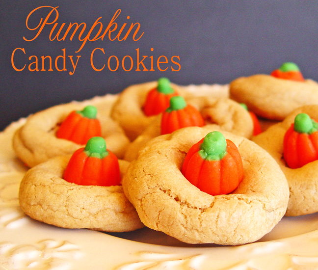 Pumpkin Candy Cookies Resized