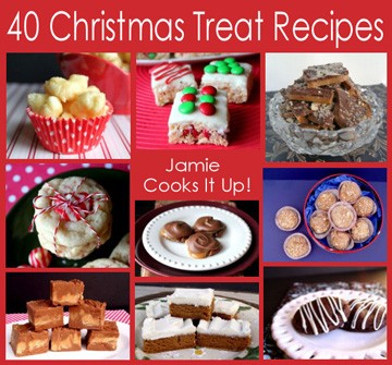 2013 Christmas Treats sidebar