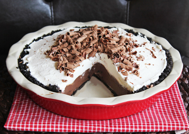 Chocolate Cream Pie!