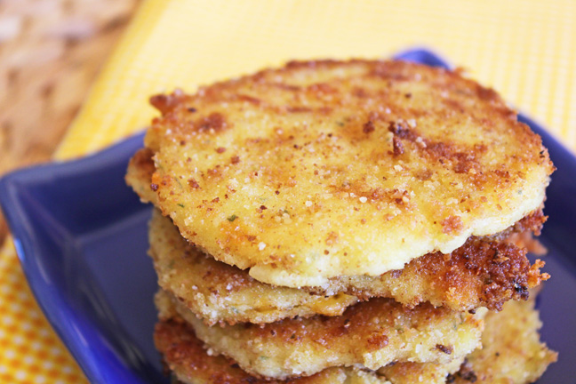 Mashed-Potato Pancakes Recipe — Dishmaps