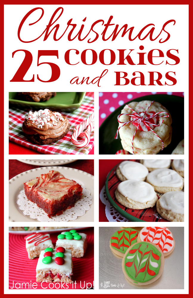 25 Christmas Cookies and Bars Perfect for a Cookie Exchange