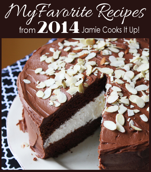 My Favorite Recipes Posted in 2014