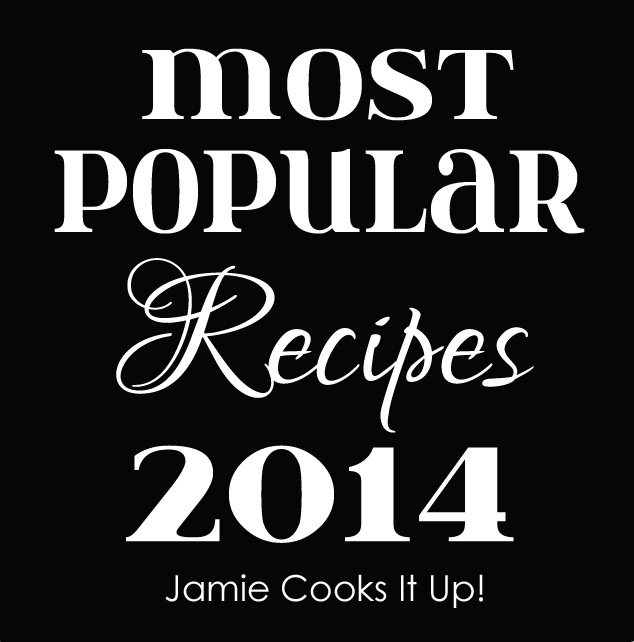 The Most Viewed Recipes of 2014