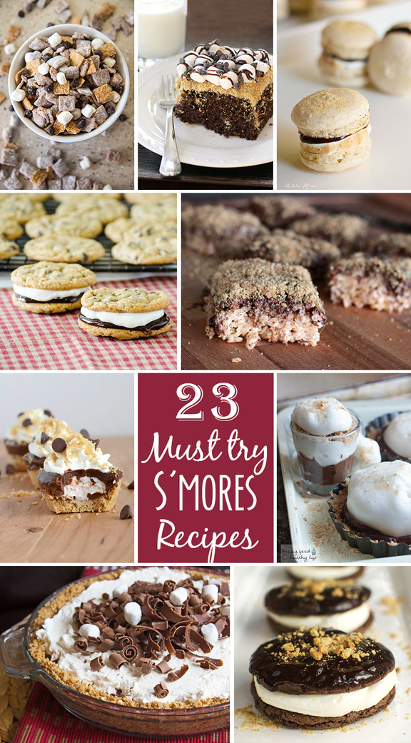 23 S'mores Recipes