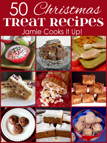 50 Christmas Treat Recipes