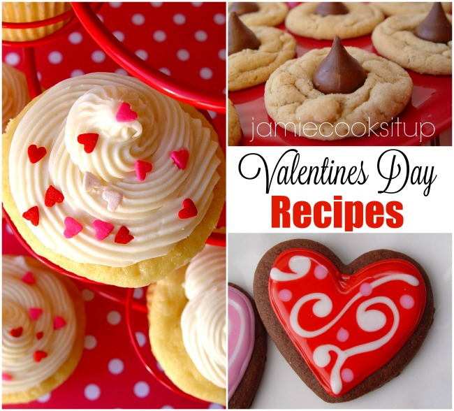 Valentine's Day Recipes Galore!