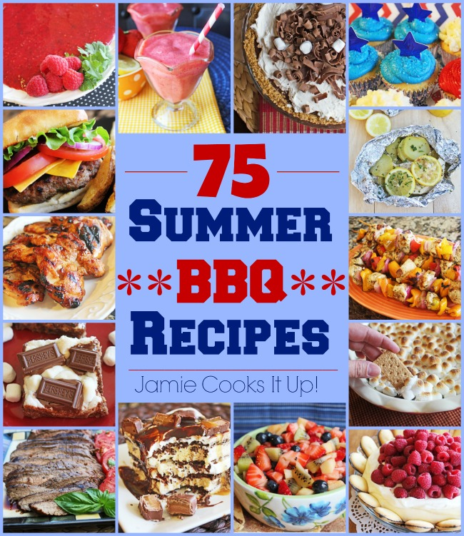 75 Summer BBQ Recipes