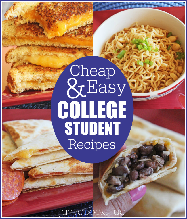 Cheap and easy college student recipes jamie cooks it up family cheap and easy college student recipes jamie cooks it up family favorite food and recipes forumfinder
