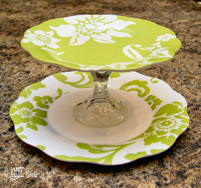 Tiered Serving Platter
