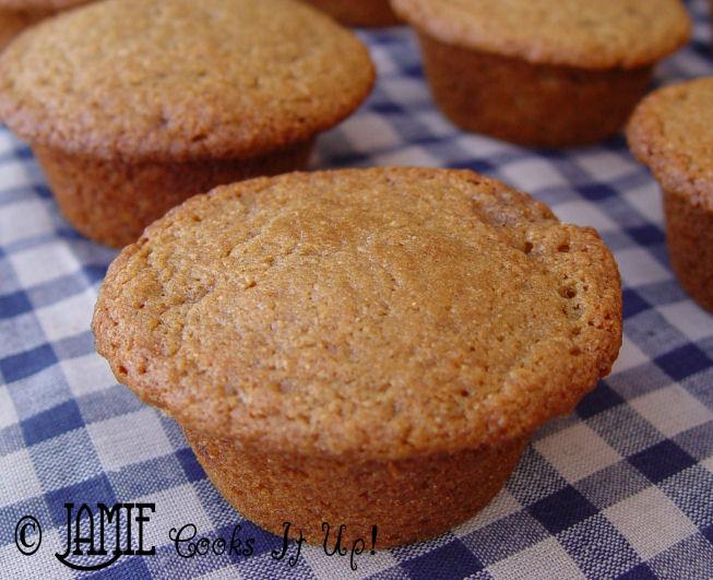Whole Wheat Muffins