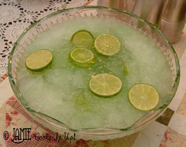 Lime Slush