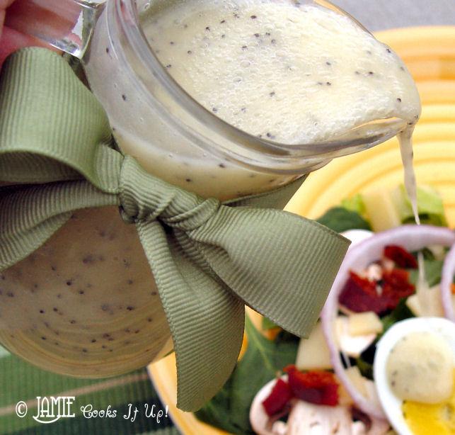 Creamy Poppy Seed Dressing