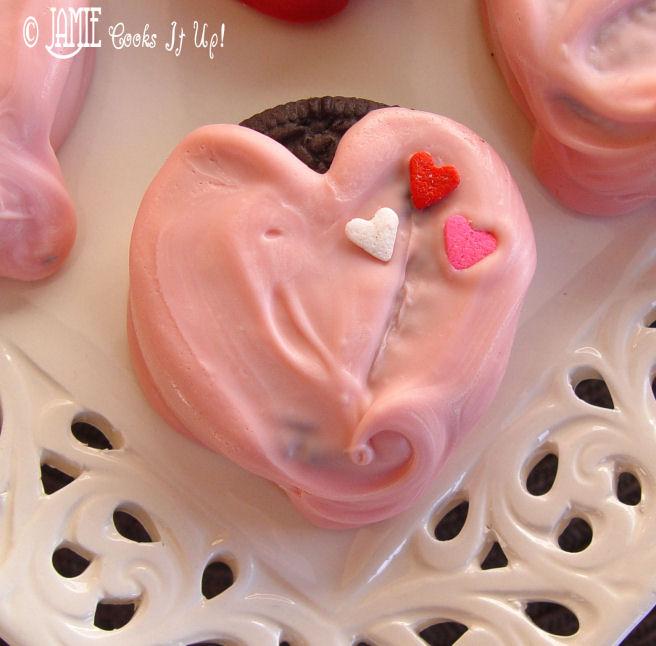 Sweet Heart Oreos