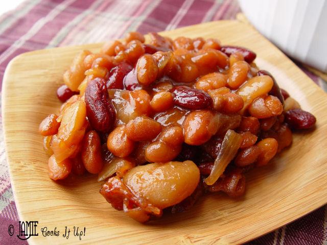 LumberJack Baked Beans