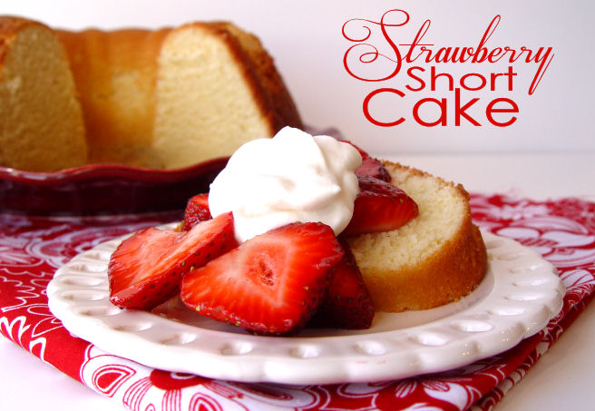 Strawberry Short Cake