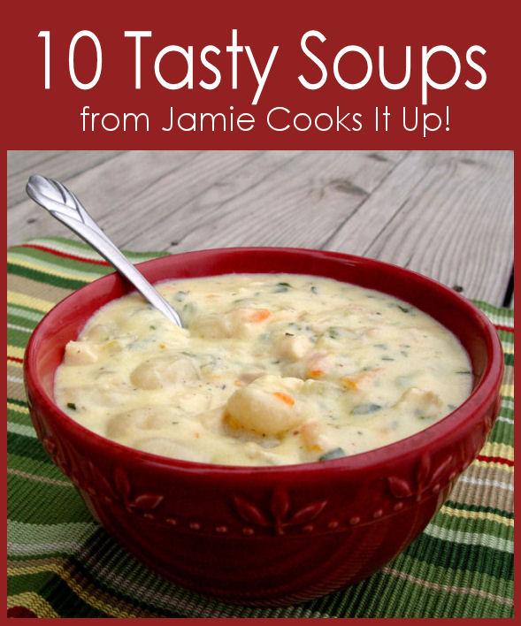 Ten Tasty Soups