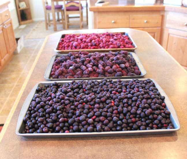 How To Make Homemade Jam From Frozen Raspberries
