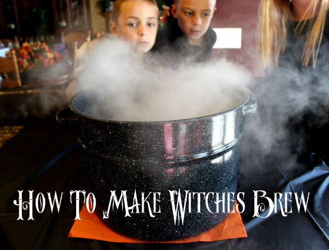 How to make Witches Brew
