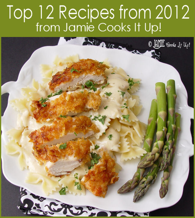 The Top 12 Most Popular Recipes from 2012