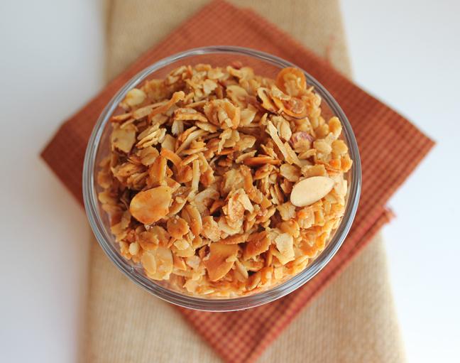 Almond Crunch Granola 2