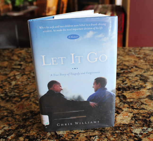Let It Go by Chris Williams