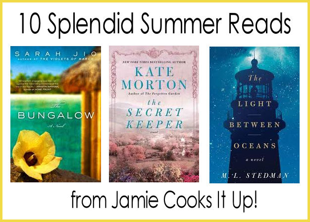 10 Great Summer Reads ($50 Amazon Gift Card Giveaway)
