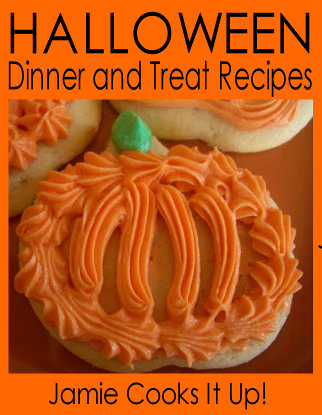 Halloween Dinner and Treat Recipes