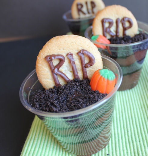 Pudding Cup Graveyard