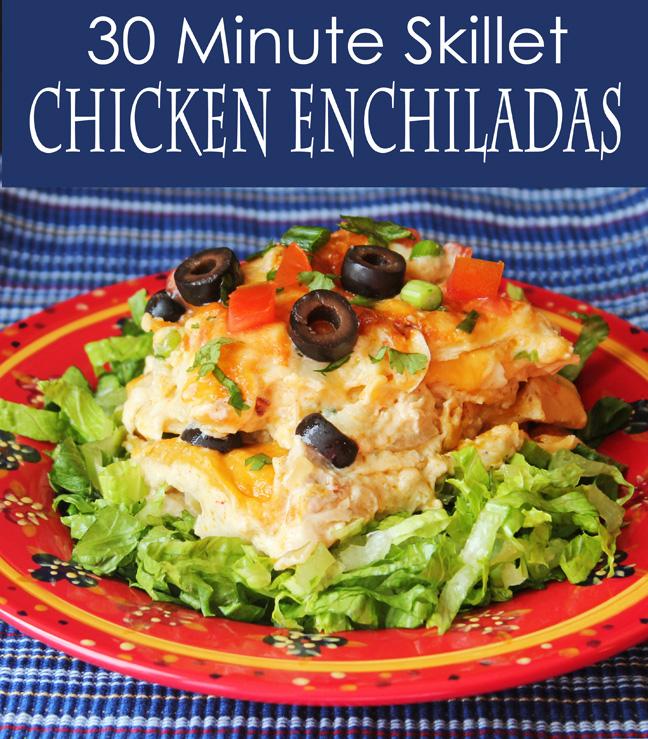 30 Minute Skillet Chicken Enchiladas_edited-2