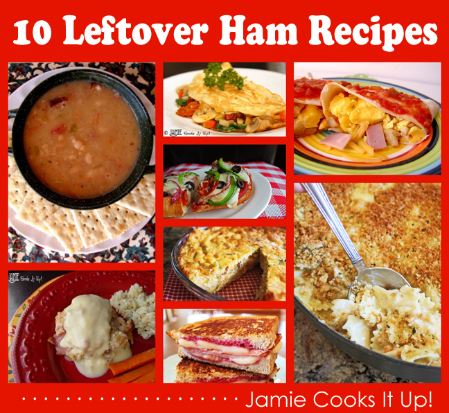 10 Leftover Ham Recipes