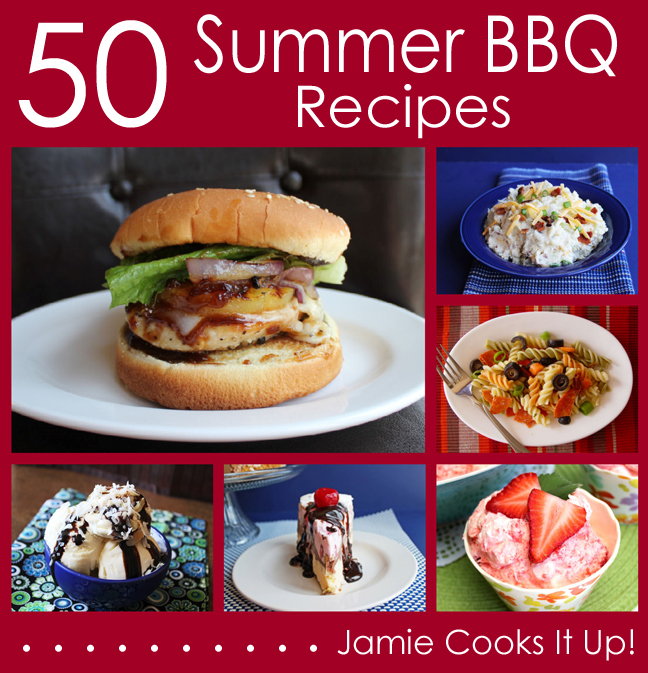 50 Summer BBQ Recipes