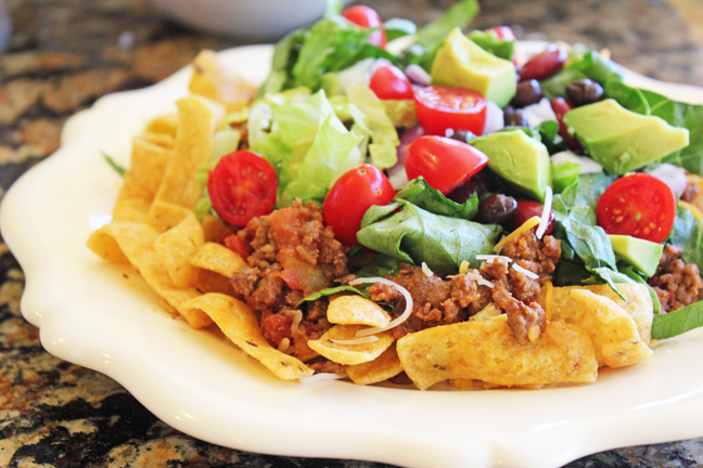 Taco Salad (Build Your Own)