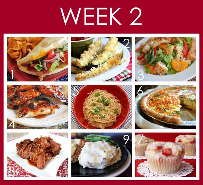 August Week 2 Ready