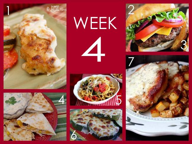 August Week 4 Ready
