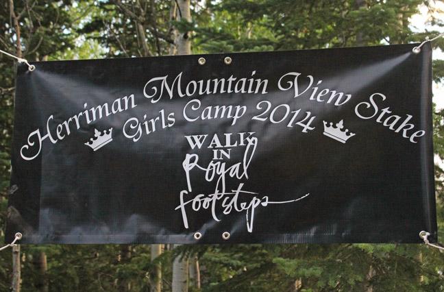 The Weekend Report: Walk in Royal Footsteps, Girls Camp 2014
