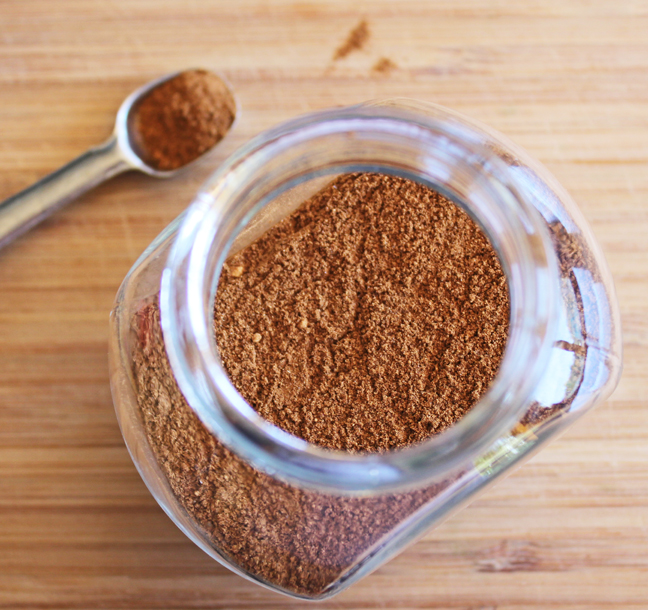 Pumpkin Pie Spice from Jamie Cooks It Up!