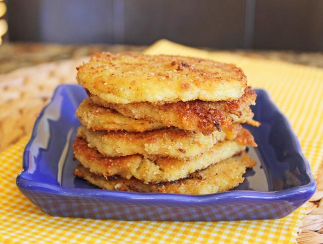 Leftover Mashed Potato Pancakes