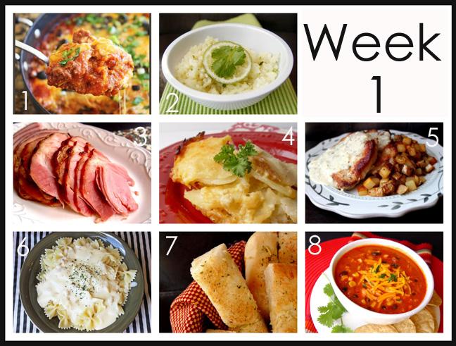 Nov Week Numbered