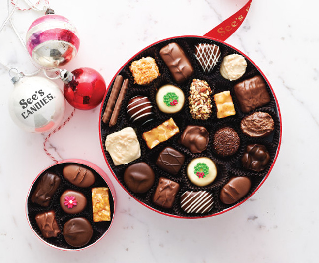 See's Candies $50 Gift Card Giveaway